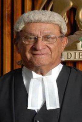 Justice Sir Edward Zacca